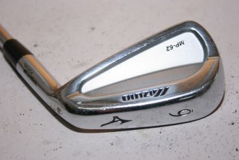 Mizuno MP 62 (Regular, Stahl, +0.5 inch) Eisen 6