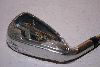 Cobra S2 (Regular, Stahl, Linkshand, NEU) Eisen 6