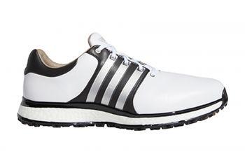 adidas Tour360 XT-SL Wide (Herren, Weiß/Schwarz) Golfschuh