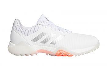 adidas Codechaos (Damen, Weiß/Pink) Golfschuh