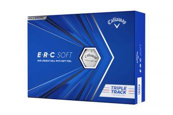 Callaway ERC Soft Triple Track Golfbälle