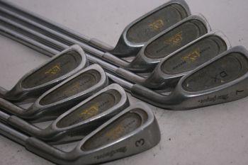 MacGregor DX (3-9 & SW, Regular, Stahl) Eisensatz