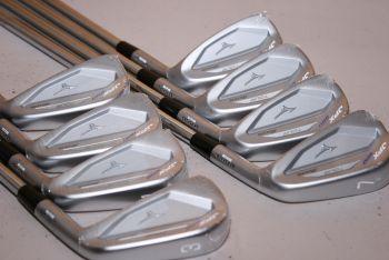 Mizuno JPX 900 Tour (3-PW, Stiff, Stahl, +0,5 inch, NEU) Eisensatz