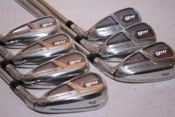 TaylorMade M6 (4-PW, Regular, Stahl, NEU) Eisensatz