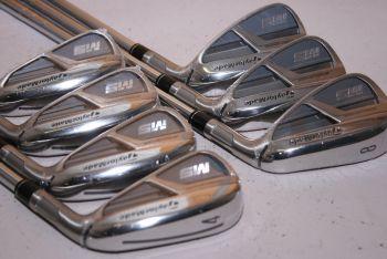 TaylorMade M5 (4-PW, Stiff, Stahl, NEU) Eisensatz
