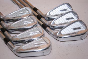 TaylorMade P760 (4-PW, Stiff, Stahl, NEU) Eisensatz