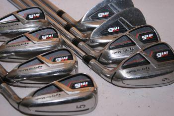 TaylorMade M6 (5-SW + AW, Regular, Stahl) Eisensatz