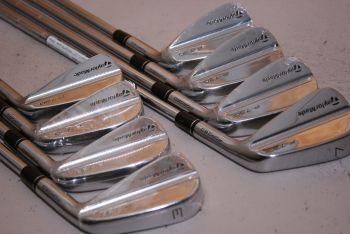 TaylorMade P730 (3-PW, Stiff, Stahl, NEU) Eisensatz