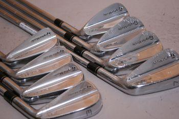 TaylorMade P730 (3-PW, Stiff, Stahl) Eisensatz