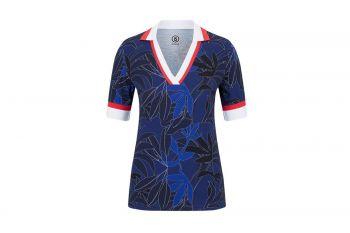 Bogner Fida Print Poloshirt