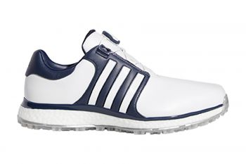 adidas Tour360 XT-SL BOA ( Herren, Weiß/Blau) Golfschuh