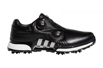 adidas Tour360 XT Twin BOA (Herren, Schwarz) Golfschuh
