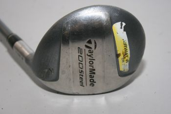 TaylorMade 200 Steel (Ladies) 21° Fairway Holz 7