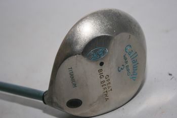 Callaway Great Big Bertha (Ladies) 15° Holz 3