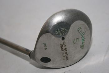 Callaway Big Bertha Warbird (Ladies) 18° Holz 5