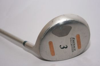 Cleveland Emerald Collection (Ladies) 15° Fairway Holz 3