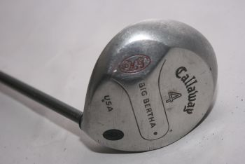 Callaway Original Big Bertha (Ladies) 16,5° Holz 4