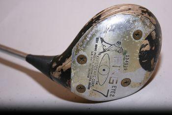 Ping Eye 2 (Regular, Stahl) 21° Holz 7