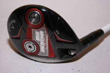 Callaway Big Bertha Alpha 815 (Regular, Linkshand) 16° Holz 4
