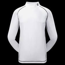 Footjoy Perf (Herren,weiß) Baselayer, Thermo
