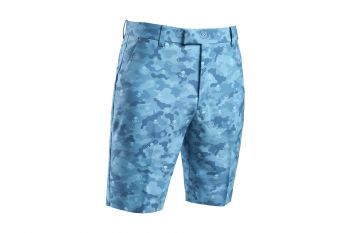 G/Fore Printed Club Camouflage Shorts