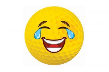 Navika Motivball - Emoji Lachen