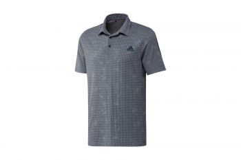 adidas Night Camo Print Poloshirt