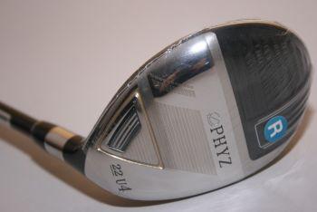 PHYZ III (Regular, NEU) 22° Hybrid 4