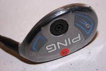 Ping G (Stiff, NEU) 26° Hybrid 5