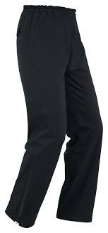 FootJoy Hydrolite (Herren, schwarz) Regenhose
