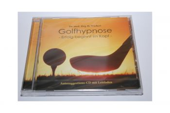 Golfhypnose CD