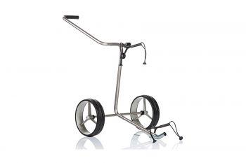 JuCad Edition Edelstahl 2-Rad Trolley