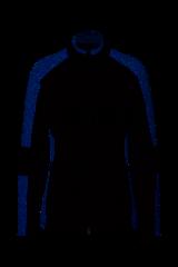 KJUS Women Formula Midlayer (Damen, Schwarz-Weiß) Jacke
