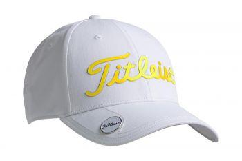 Titleist Performance Ball Marker White Fashion Cap