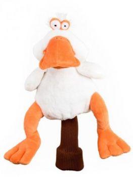 Daphne Headcover White Duck