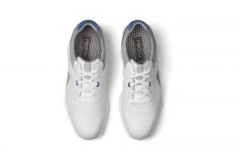 FootJoy Pro SL (Herren, weiß-blau) Golfschuh