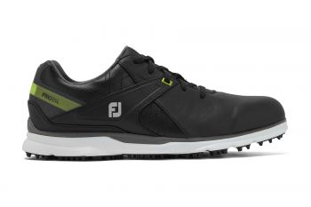 FootJoy PRO S/L (Herren, Schwarz/Lime) Golfschuh