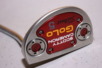 Scotty Cameron GoLo 5 2014 (35 inch) Putter