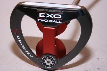 Odyssey EXO Stroke Lab 2-Ball (35 inch) Putter