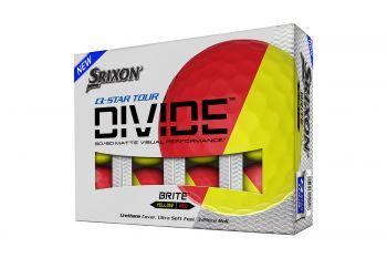 Srixon Q-Star Tour DIVIDE Golfbälle