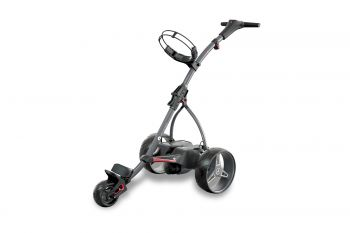 Motocaddy S1 Elektrotrolley anthrazit