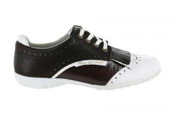 Duca Del Cosma Lazise (Damen, Black/White) Golfschuh