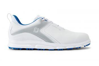 FootJoy Superlites XP (Herren, Weiß/Grau/Blau) Golfschuhe