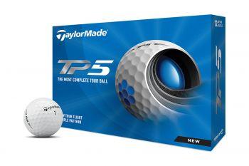 TaylorMade TP5 2021 Golfbälle