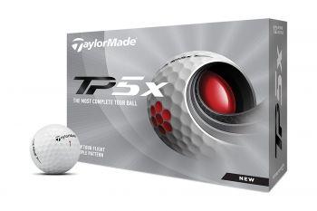 TaylorMade TP5x 2021 Golfbälle