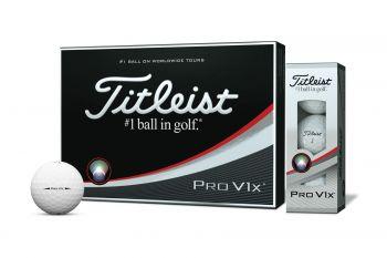 Titleist Pro V1X Golfbälle