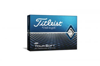 Titleist Tour Soft Golfbälle