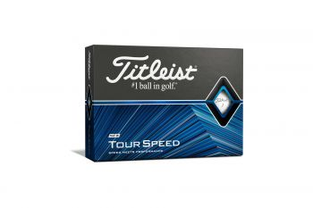 Titleist Tour Speed (12er Pack, Weiß) Ballaktion