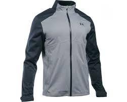 Under Armour Jacket (Herren, Grau) Jacke waterproof & windproof