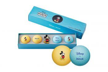 Volvik Motivball Vivid Lite Disney Geschenkset - Mickey Mouse